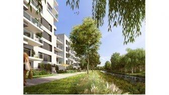 Appartements neufs Les Cadets éco-habitat à Rennes