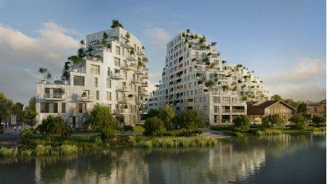 Appartement neuf Ascension Paysagère investissement loi Pinel à Rennes