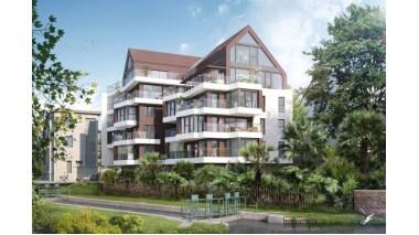 Appartement neuf La Palmeraie éco-habitat à Rennes