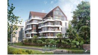 Appartements neufs La Palmeraie éco-habitat à Rennes