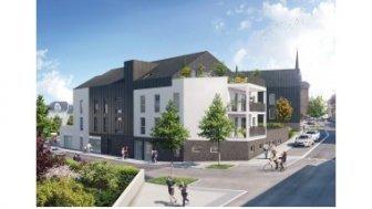 Appartements neufs Le Palerme investissement loi Pinel à Saint-Erblon