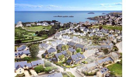 Appartements et maisons neuves Le Domaine d'Augustin éco-habitat à Saint-Malo