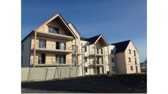 Appartements neufs Les Terrasses de Saint Ideuc éco-habitat à Saint-Malo