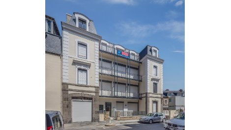 Appartement neuf Villa Terre Neuve investissement loi Pinel à Saint-Malo
