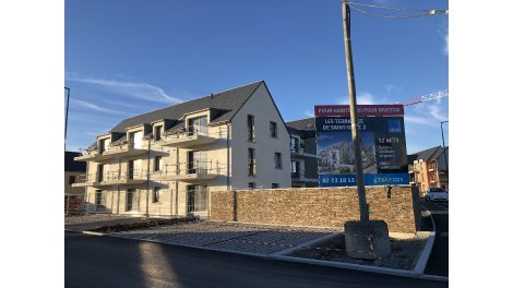 Appartement neuf Les Terrasses de Saint Ideuc éco-habitat à Saint-Malo