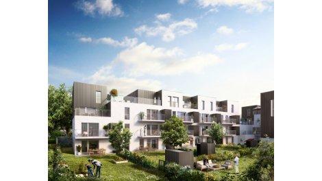 Appartement neuf Terrasses de Kervillard éco-habitat à Sarzeau