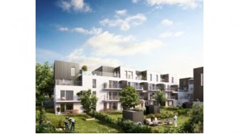 Appartements neufs Terrasses de Kervillard éco-habitat à Sarzeau