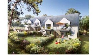 Appartements neufs Le Domaine du Roaliguen éco-habitat à Sarzeau