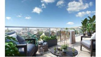 Appartements neufs Neo Garden éco-habitat à Vannes