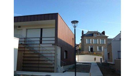 Appartement neuf Le Clos des Baronnies investissement loi Pinel à Nantes
