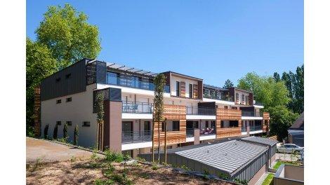 Appartement neuf CŒur Boisé éco-habitat à Betton