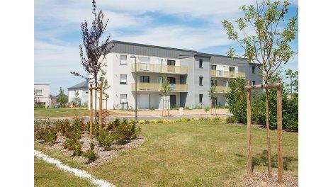 Appartement neuf Villa Senséa éco-habitat à Bourgbarré