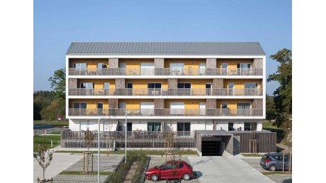 Appartement neuf Villas Verde éco-habitat à Chartres-de-Bretagne
