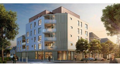 Appartement neuf Eleven investissement loi Pinel à Nantes