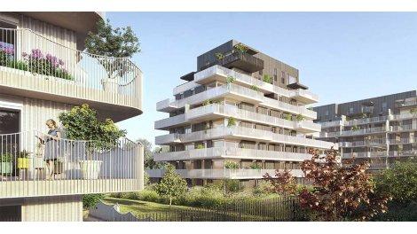 eco habitat neuf à Cesson-Sévigné