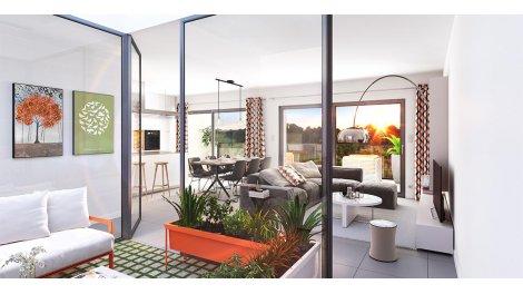 Appartement neuf Tetris à Bruges