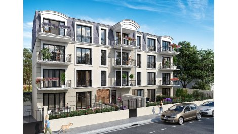 Appartement neuf Esprit Village éco-habitat à Bry-sur-Marne