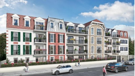 Appartement neuf Reference investissement loi Pinel à Villiers-sur-Marne