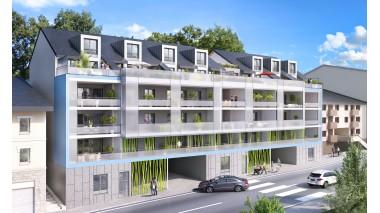 Appartement neuf Les Jardins de Carl investissement loi Pinel à Aix-les-Bains