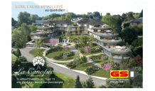 Appartements neufs La Canopée à Aix-les-Bains