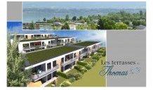 Appartements neufs Les Terrasses de Thomas II investissement loi Pinel à Le Bourget-du-Lac