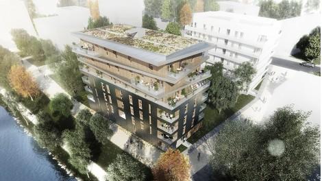 eco habitat neuf à Illkirch-Graffenstaden