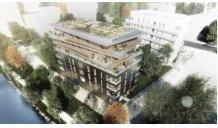 Appartements neufs Le Bois Habité I éco-habitat à Illkirch-Graffenstaden