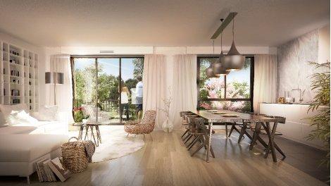 Appartements et maisons neuves Bussy-Saint-Georges - le Hameau du Chêne éco-habitat à Bussy-Saint-Georges
