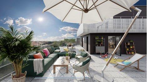 Appartement neuf Résidence Onyx à Bagneux