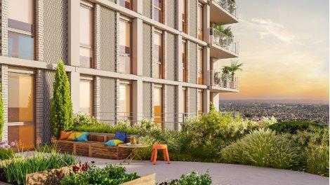 Appartement neuf Unîle à Nantes