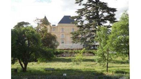Isoardi salon de provence programme immobilier neuf for Acheter maison aix en provence