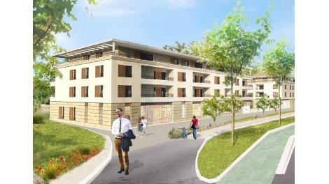 Appartement neuf Aix - Pont des 3 Sautets à Aix-en-Provence