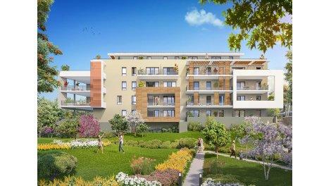 Appartements et maisons neuves Aix Sainte Anne à Aix-en-Provence