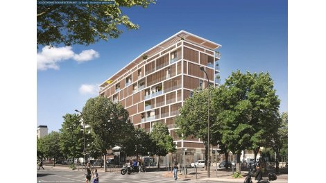 immobilier neuf à Marseille 8ème