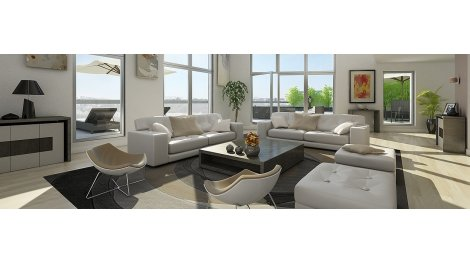Appartement neuf Castellane - Prado 1 investissement loi Pinel à Marseille 8ème