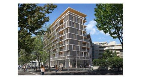 Appartement neuf Prado 1 investissement loi Pinel à Marseille 8ème