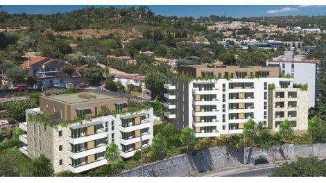 Appartements neufs Marseille 11ème - la Valentine à Marseille 11ème