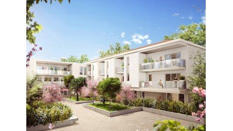 Appartement neuf Saint Barnabé à Marseille 12ème