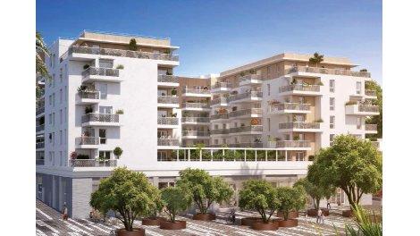 Appartements neufs Nice - Vauban investissement loi Pinel à Nice