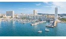 Appartements neufs Toulon - Portes du Centre-Ville investissement loi Pinel à Toulon