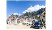 Appartements neufs La Canopée éco-habitat à Aix-les-Bains