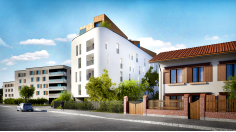 chrysalide reims programme immobilier neuf. Black Bedroom Furniture Sets. Home Design Ideas