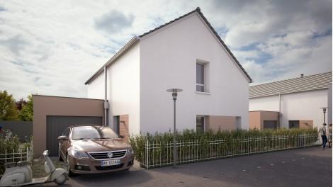 logement neuf à Bazancourt