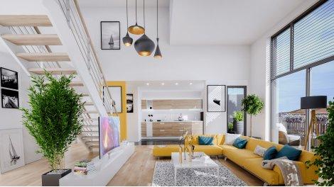 Appartement neuf Hikari Park à Reims