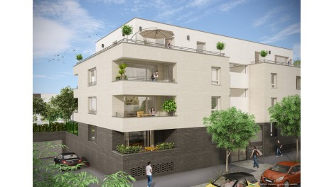 Appartement neuf Greenway investissement loi Pinel à Reims