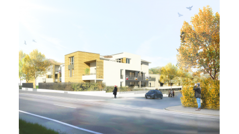 Appartement neuf Lilo éco-habitat à Tinqueux