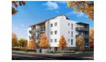 Appartements neufs Romagny éco-habitat à Annemasse