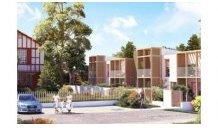 Maisons neuves Diamant Vert éco-habitat à Bayonne
