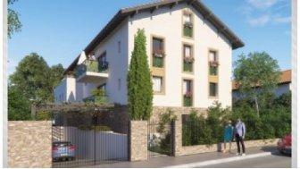 Appartements neufs Quartier Sain-Léon Marracq éco-habitat à Bayonne