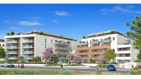 Appartements neufs Le Clos Bayonne éco-habitat à Bayonne